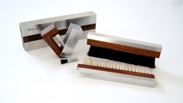 levin design | Schallplattenbürste Etui