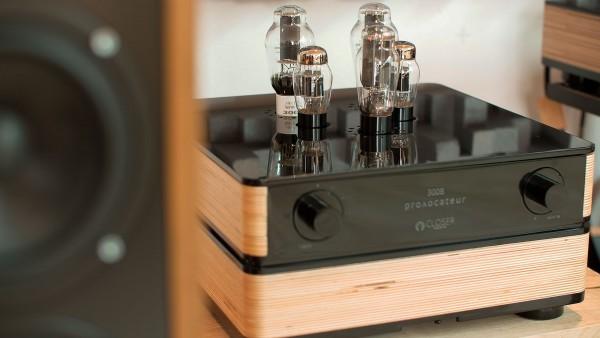Closer Acoustics | 300B provocateur Röhren-Vollverstärker