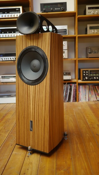 Blumenhofer Acoustics | Genuin FS 2 MK 2 Lautsprecher