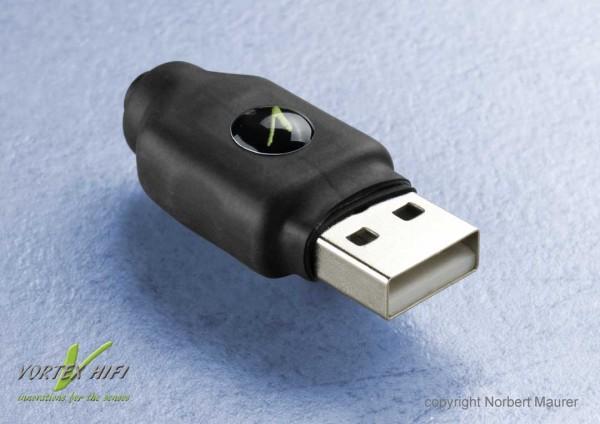 Vortex HiFi | Vortex Nano Shield USB A Plug (P.I.)