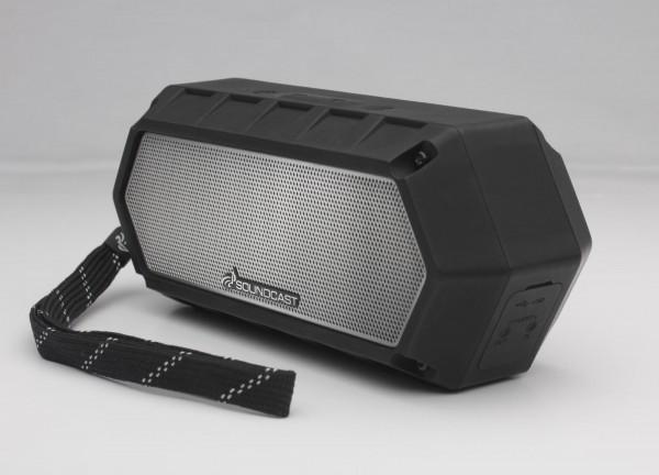 SOUNDCAST | VG1 Lautsprecher | tragbarer, wasserdichter Bluetooth® Lautsprecher