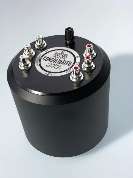 Consolidated Audio | MC Übertrager Kupfer