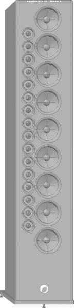 Grandinote | Mach 9 Lautsprecher