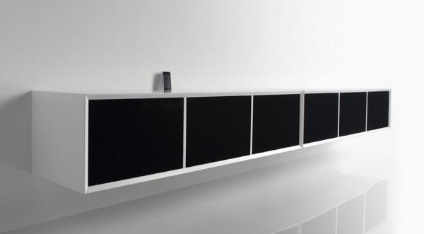 CLIC.dk |Clic HiFi Möbel mit 45,5 cm Tiefe