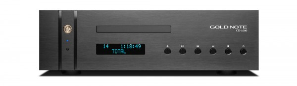 Gold Note | CD-1000 - HighEnd CD-Player & DAC