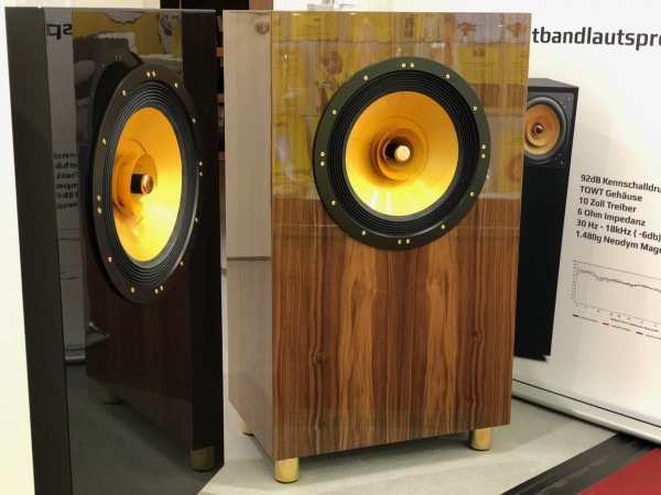 Cube Audio | Model 15 BreitbandLautsprecher