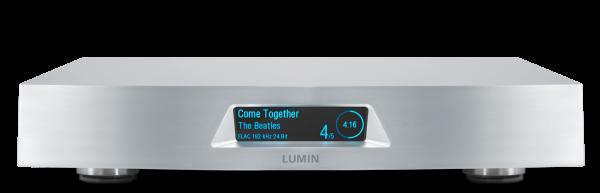 Lumin | U1 XP Netzwertransport Streamer mit externem Netzteil