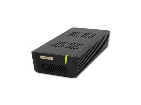 SOtM Audio | SOtM sPS-500 Lineares Akku-Netzteil für HG-10G audiophiler Netzwerk Switch