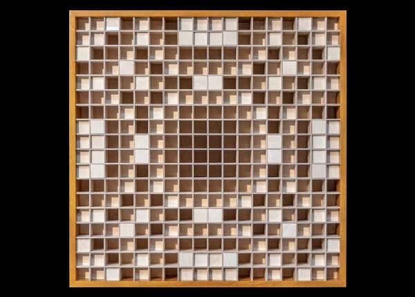 KlangLoft | Akustik Diffuser 2D QRD 17+1/80 Wood