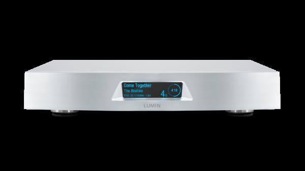 Lumin | T2 Netzwerkplayer Streamer - D/A Wandler