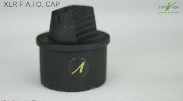 Vortex HiFi | Vortex XLR-Male A.I.O. Caps