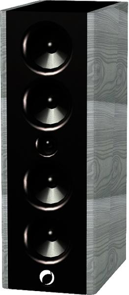 Grandinote | Mach 4K Kompakt-Lautsprecher