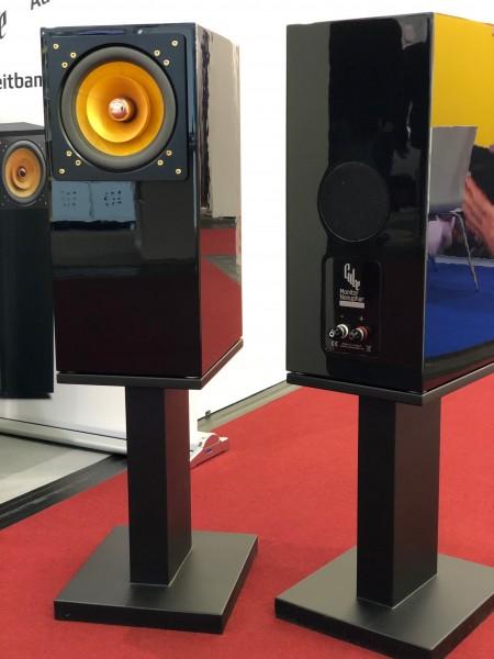 Cube Audio   Nenuphar Mini Monitor (kleine Seerose Monitor) BreitbandLautsprecher