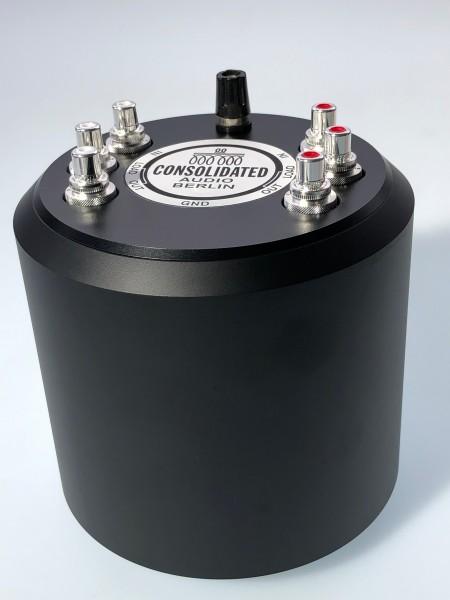 Consolidated Audio | MC Übertrager nanokristallines Reinsilber