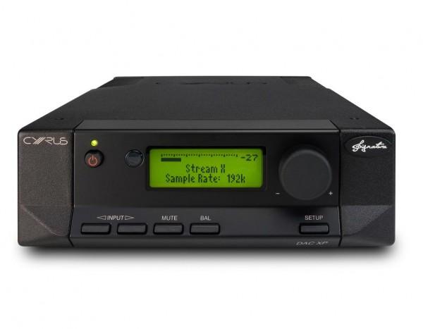 CYRUS Audio | Cyrus DAC XP Signature DA Wandler / Vorverstärker