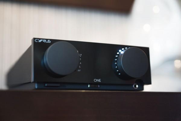 CYRUS Audio | ONE Vollverstärker im mini Format