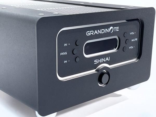 Grandinote | Shinai und Essenza Vollverstärker