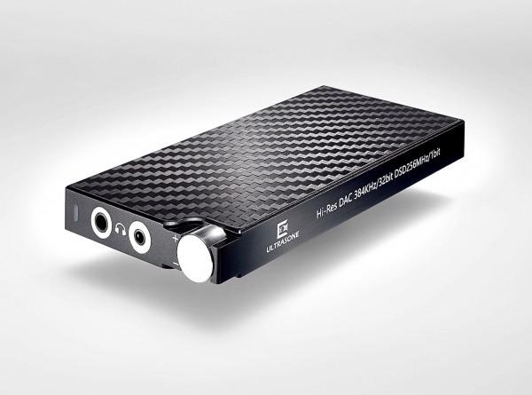 ULTRASONE | PANTHER Kopfhörerverstärker portabel mit Hi-Res-D/A-Wandler