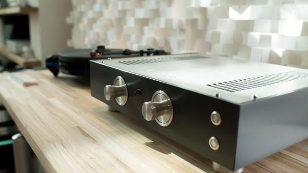silvercore | Röhren Vorverstärker LINESTAGE