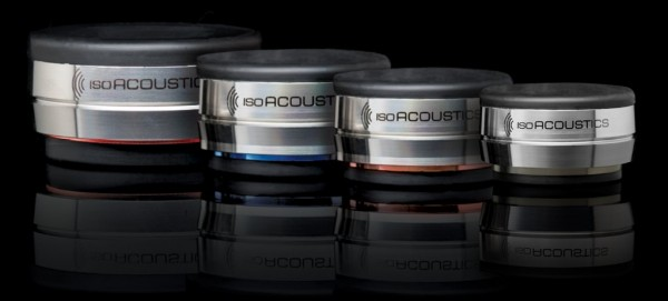 IsoAcoustics | OREA Bordeaux EntkopplungsFuß