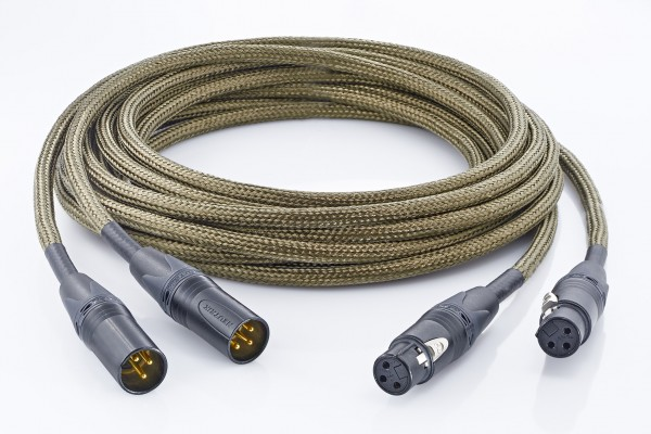 Audio Optimum | XLR - Kabel Basalt