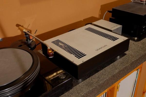 "silvercore | Röhren Phono Vorverstärker ""phono two"""