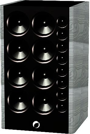 Grandinote | Mach 8p Kompakt-Lautsprecher