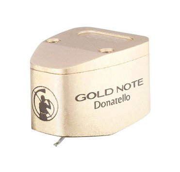 Gold Note | DONATELLO GOLD | MC Tonabnehmer