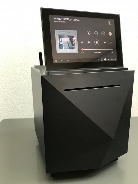 Astell&Kern | DAC / Server / Ripper AK-500N