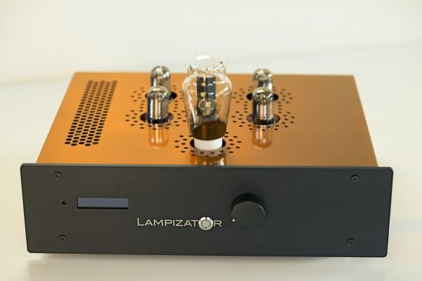 LAMPIZATOR | Golden Atlantic DAC