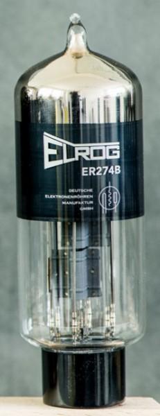 ELROG | ER274B Gleichrichter RöhrenPaar