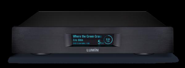 Lumin | D2 Netzwerkplayer Streamer - D/A Wandler