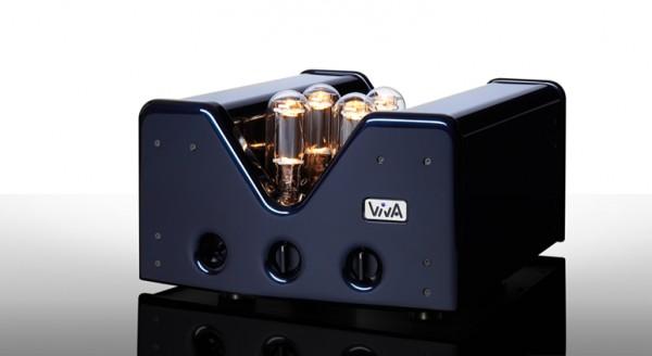 Viva Audio | SOLISTA MKIII Röhren-Vollverstärker