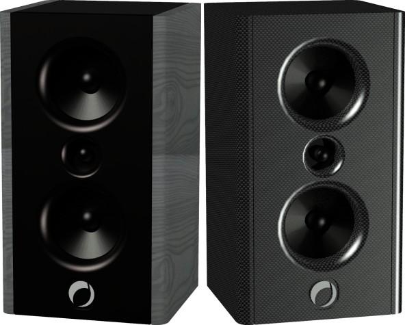 Grandinote | Mach 2P Kompakt-Lautsprecher