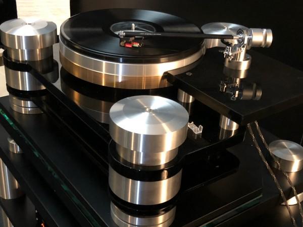 Rui Borges Turntables | ULTIMO 2 Schallplatten Laufwerk