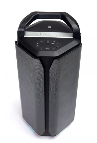 SOUNDCAST | VG7 SE Lautsprecher | spritzwasser-, staub- und UV-geschützter Bluetooth-Lautsprecher