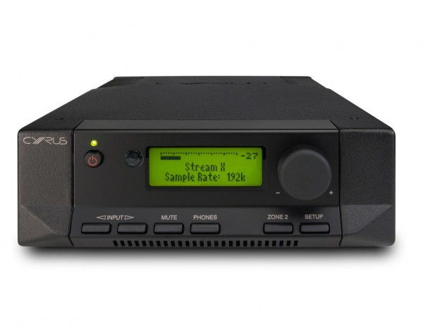 CYRUS Audio | Cyrus 6 DAC QXR Vollverstärker mit DAC