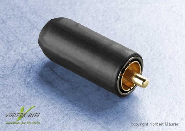Vortex HiFi | Vortex Nano Shield 75 Ohm RCA Plug (P.I.)